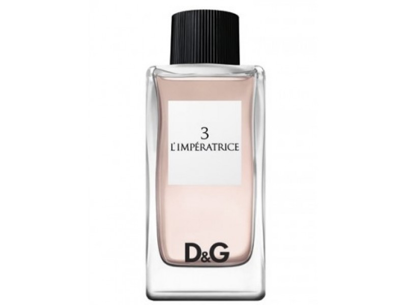 D&G Anthology L`Imperatrice 3 Dolce&Gabbana для женщин-W154